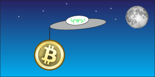 btcsim: to the moon!